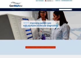 genmarkdx.com