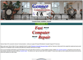gennersales.co.uk