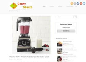 gennybeaute.com