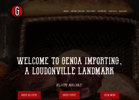 genoaimporting.com