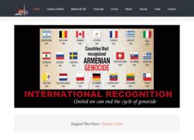 genocidecentennial.ca