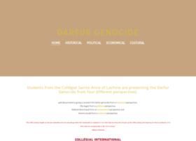 genocidedarfur2003.weebly.com