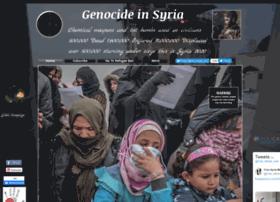 Genocideinsyria.org