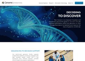 genome.com