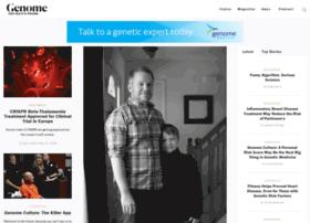 genomemag.com