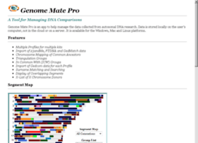 genomemate.org