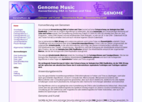 genomemusic.de