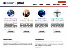 genomics.ed.ac.uk