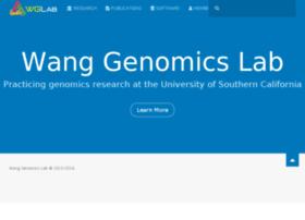 genomics.usc.edu