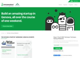 genova.startupweekend.org
