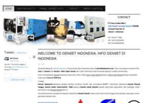 gensetindonesia.com