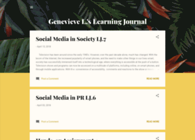genstar-learning-journal.blogspot.com