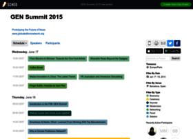 gensummit2015.sched.org