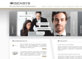 gensys.pl