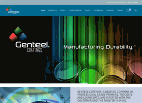 genteelcoatings.com