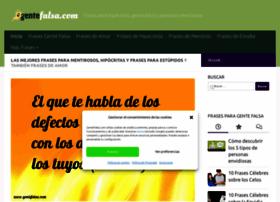 gentefalsa.com