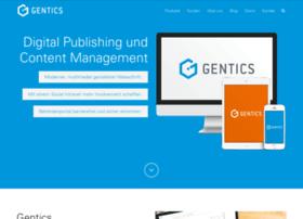 gentics.com