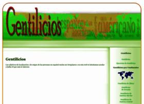 gentilicios.org.es