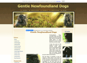 gentle-newfoundland-dogs.com