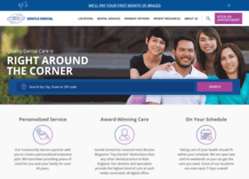 gentledental.com