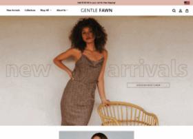gentlefawn.com