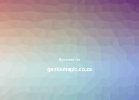 gentlemagic.co.za