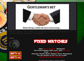 gentlemans1x2.blogspot.com