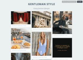 gentlemanuniverse.tumblr.com