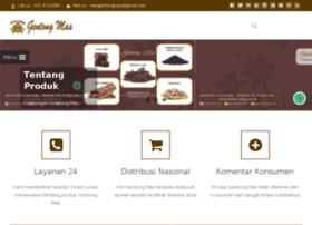 gentongmas.com