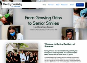 gentrydentistryofsuwanee.com