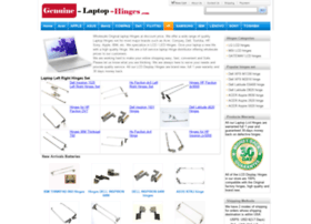 genuine-laptop-hinges.com