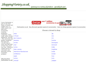 genuine-spares-accessories.shoppingvariety.co.uk