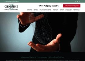 genuinefamilydentistry.com