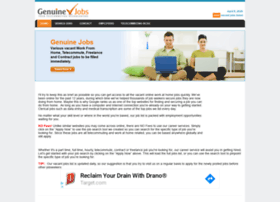 genuinejobs.com