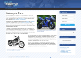 genuinemotorcycleparts.com
