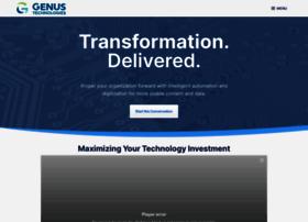 genusllc.com