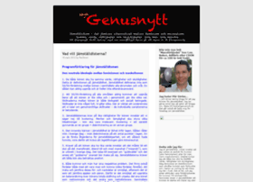 genusnytt.wordpress.com