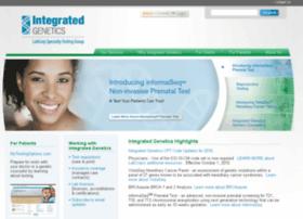 genzymegenetics.com