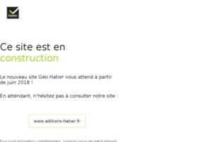 geo-hatier.com