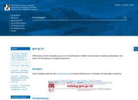 geo.gr.ch