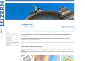 geo.lu.ch