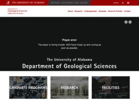 geo.ua.edu