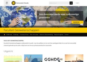 geo.uu.nl