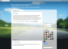 geocachingjournal.blogspot.com
