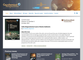 geochemicalperspectives.org