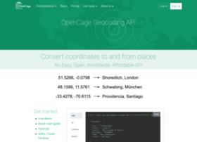 geocoder.opencagedata.com