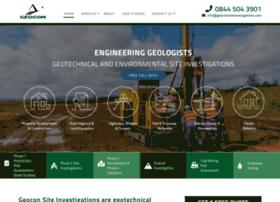 geoconsiteinvestigations.com