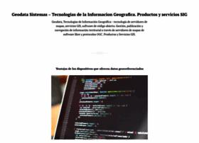 geodata.es