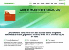 geodatasource.com
