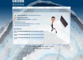geodesolutions.com